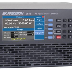 BK Precision 9833 Power Source Repair