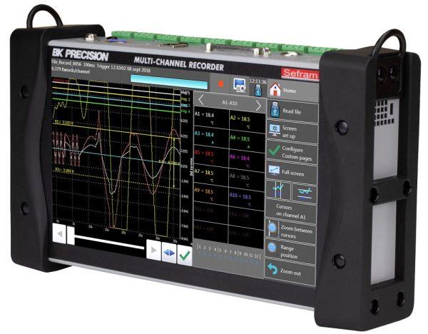 BK Precision DAS220 Recorder Repair