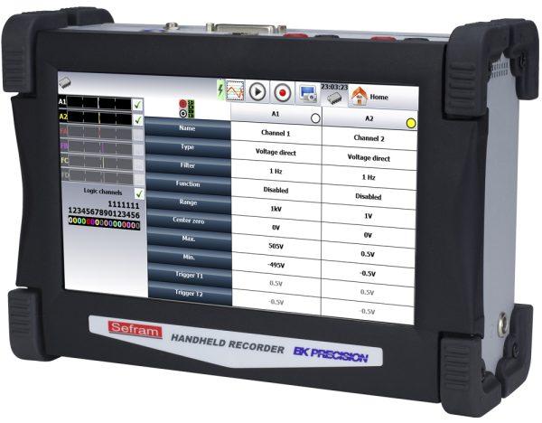 BK Precision DAS30 Recorder Repair