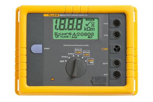 Fluke 1623 Ground Tester Repair Services