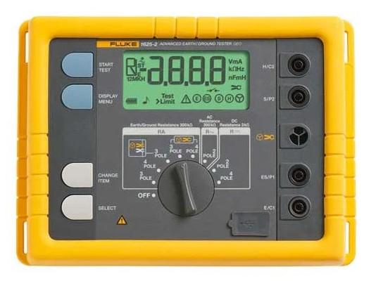 Fluke 1625-II Ground Tester Repair Services