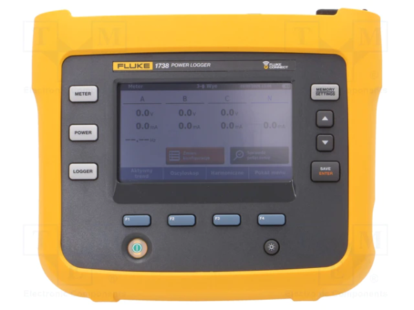 Fluke 1732 Power Logger Repair International