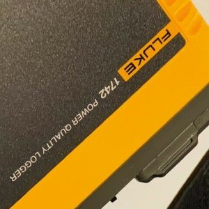 Fluke 1742 B EUS Power Quality Logger Repair