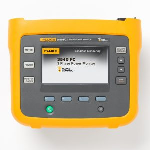 Fluke 3540 Power Monitor Repair