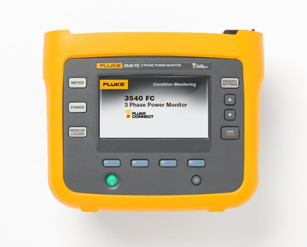 Fluke 3540 Power Monitor Repair Services
