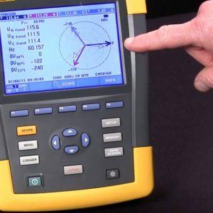 Fluke 434-II Power Analyzer Repair