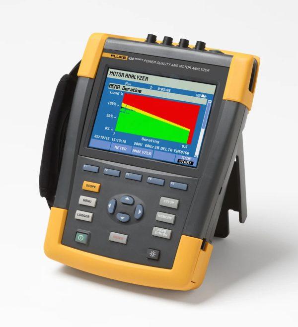 Fluke 435-2 Power Quality Motor Analyzer Repair Services