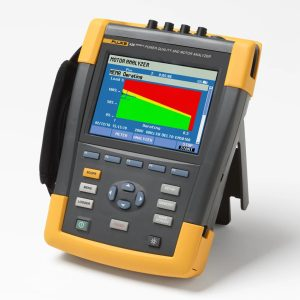 Fluke 438-2 Power Quality Motor Analyzer Repair Services