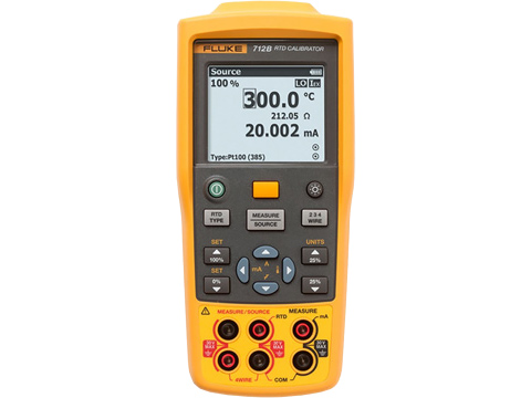 Fluke 712B RTD Calibrator Repair Services
