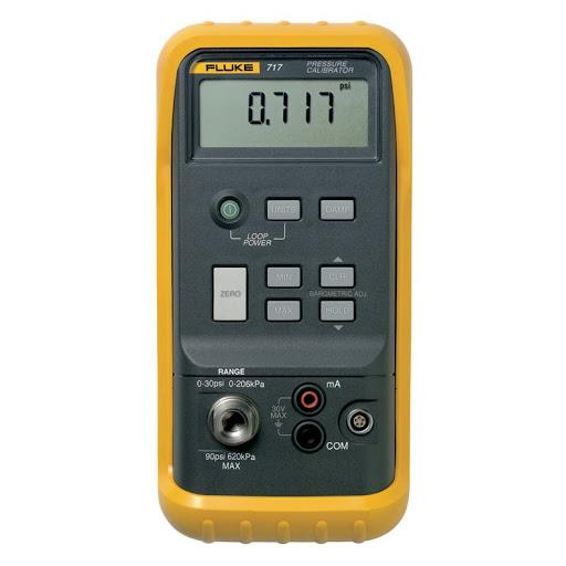 Fluke 717-1000G Pressure Calibrator Repair Services