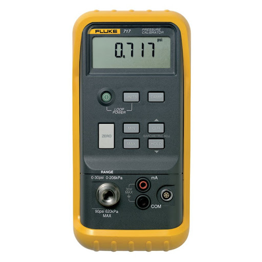 Fluke 717-15G Pressure Calibrator Repair Services