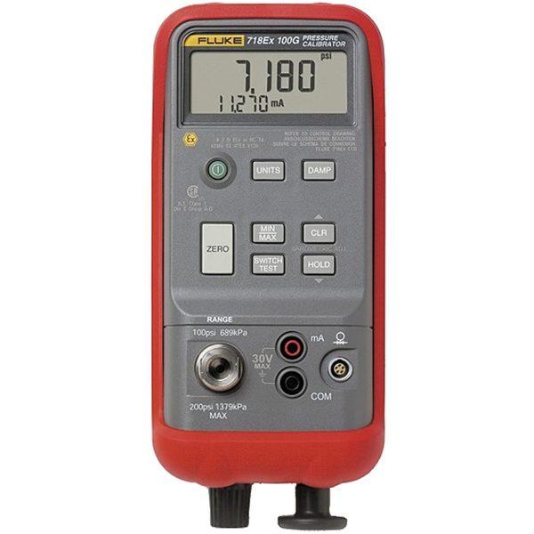 Fluke 718EX-100 Pressure Calibrator Repair Services