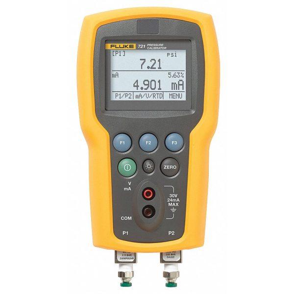 Fluke 721-1603 Pressure Calibrator Repair Services
