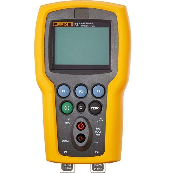 Fluke 721EX-3610 Pressure Calibrator Repair | Fluke Pressure Calibrator ISO-9000 Calibration