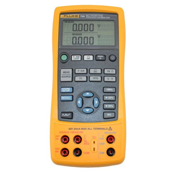 Fluke 725 Calibrator Repair Services