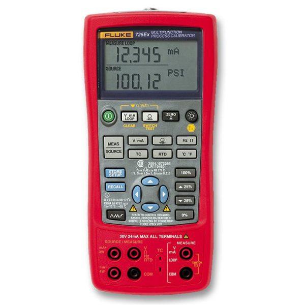 Fluke 725Ex Process Calibrator Repair Services