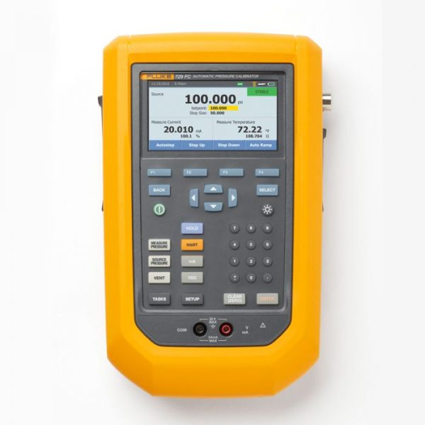 Fluke 729-300G-FC Pressure Calibrator Repair Services