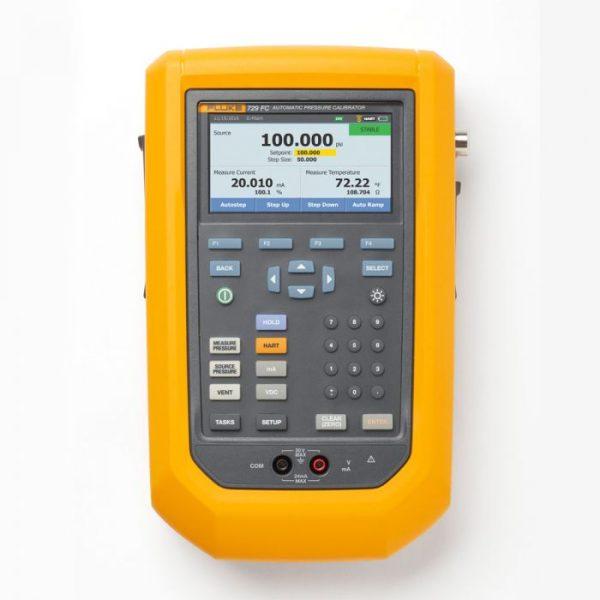 Fluke 729-300G-FC Pressure Calibrator Repair