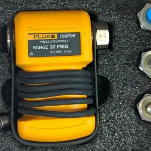 Fluke 750PV3 Pressure Module Repair & ISO Calibration