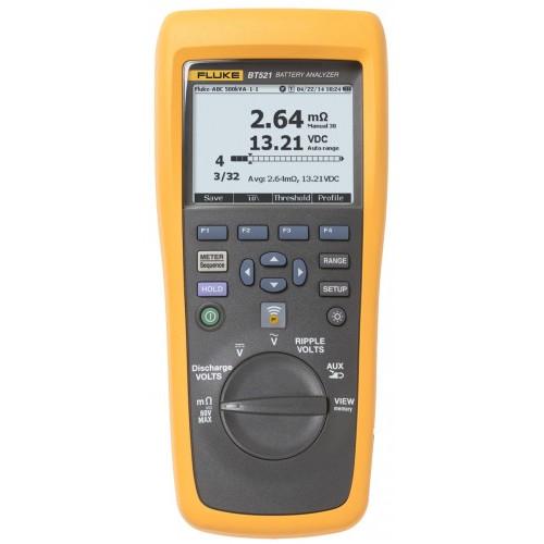 Fluke BT520 Battery Analyzer Repair Services
