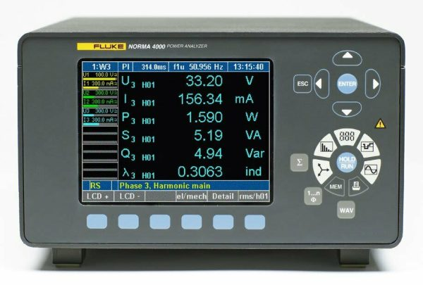 Fluke Norma 4000 Power Analyzer Repair Services