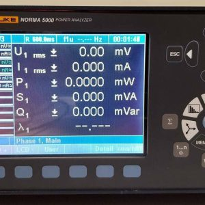 Fluke Norma 5000 Power Analyzer Repair Services