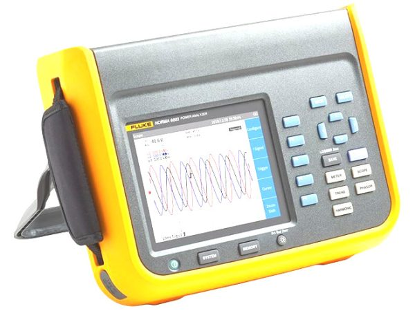 Fluke Norma 6003 Plus-Power Analyzer Repair