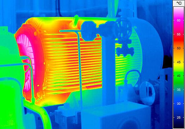 Fluke RSE600 Thermal Imager Repair