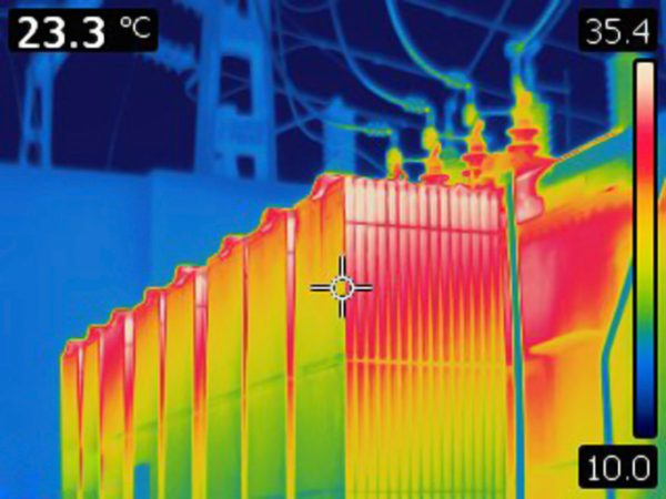 Fluke TIX501 Thermal Camera Repair