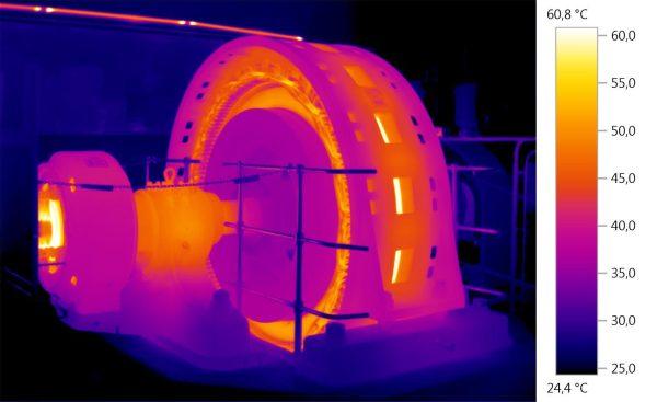 Fluke Ti401 Thermal Imager Repair