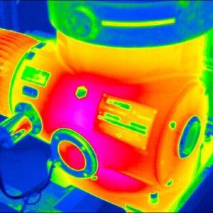 Fluke Ti480 Thermal Imager Repair