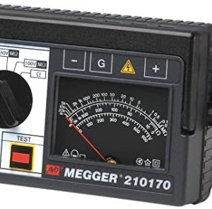 Megger 210170 Insulation Tester Repair