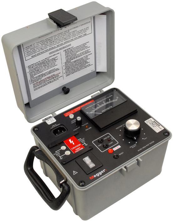 Megger 230415 Highpot Tester Repair