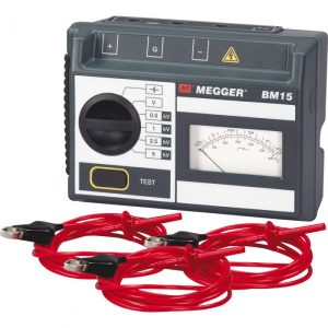 Megger BM15 Insulation Tester Repair