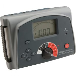 Megger BM5200 Insulation Tester Repair