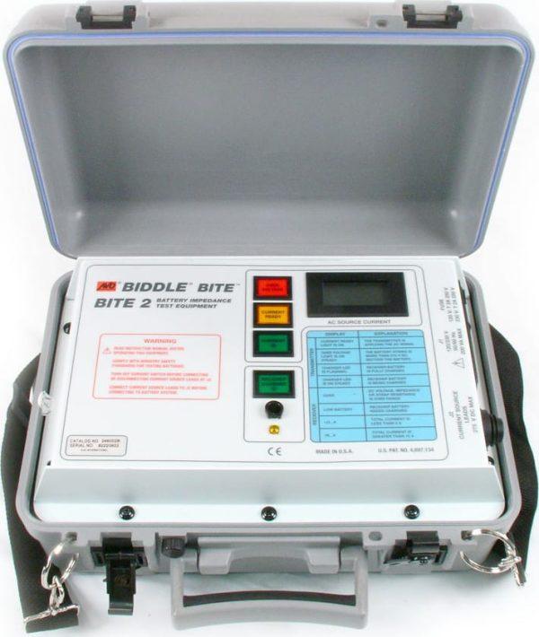 Megger Bite2 Battery Impedance Tester Repair