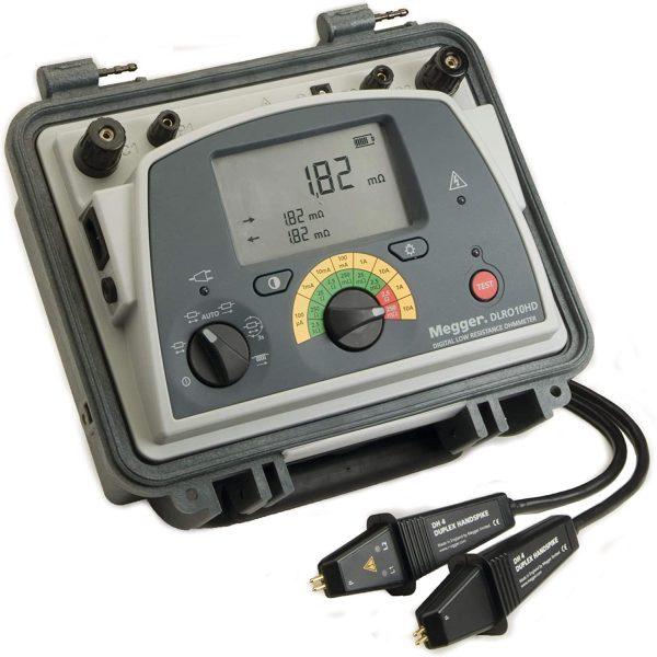 Megger DLRO10HD+ Repair Services