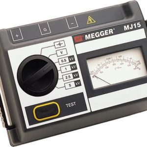 Megger MJ15 Meter Repair Services