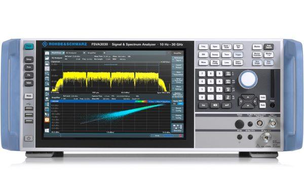 Rohde Schwarz FSVA3000 Oscilloscope Repair