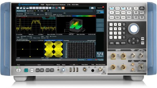 Rohde Schwarz FSW Signal Spectrum Analyzer Repair