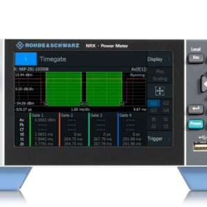 Rohde Schwarz NRX Power Meter Repair