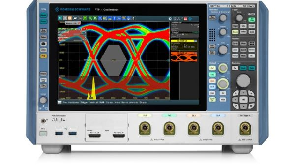 Rohde & Schwarz RTP Oscilloscope Repair