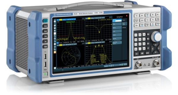 Rohde Schwarz ZNLE Vector Network Analyzer Repair