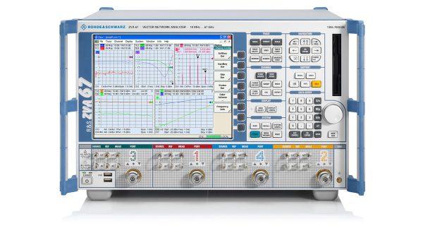 Rohde Schwarz ZVA50 Analyzer Repair