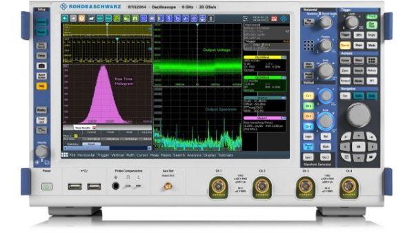 Rohde & Schwarz RTO2000 Oscilloscope Repair