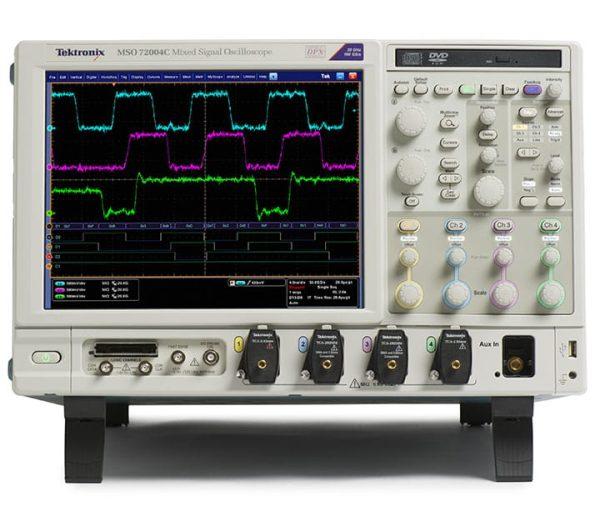 Tektronix DPO70404C Oscilloscope Repair