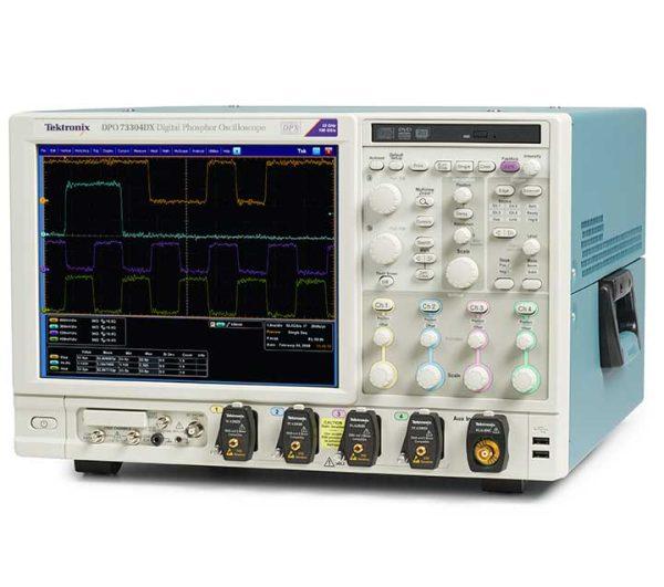 Tektronix MSO71254C Oscilloscope Repair