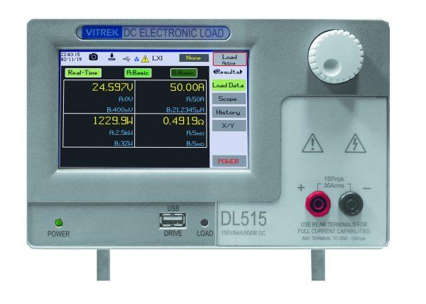 Vitrek DL115 Electronic Load Repair Services