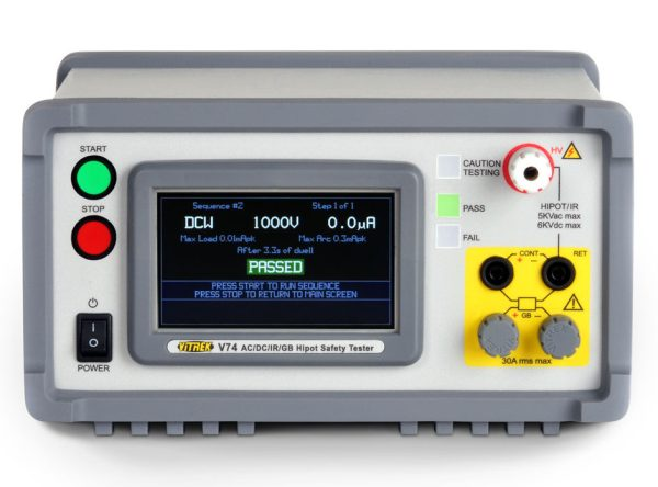 Vitrek V71 Hipot Tester Repair Services