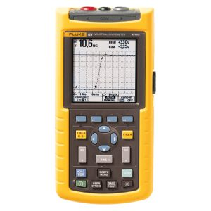 Fluke 124 Scopemeter Repair Services